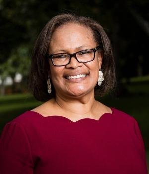 Karen Richardson, Dean of Admission, Princeton University