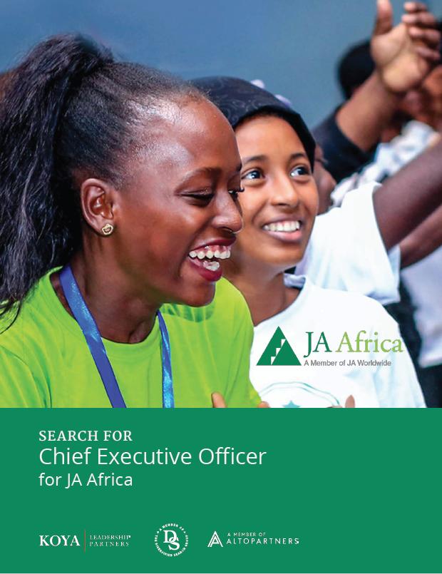 JA Africa CEO